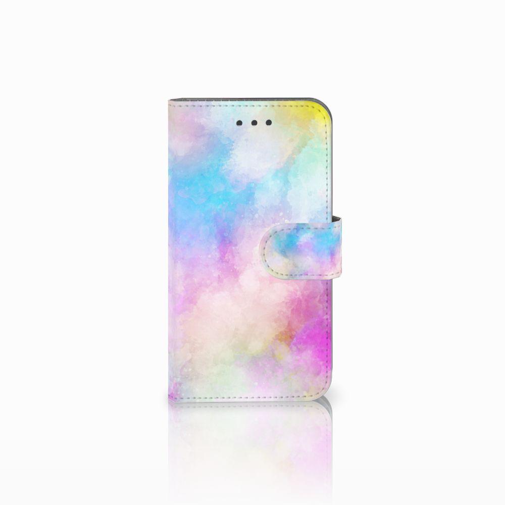 Samsung Galaxy Xcover 3 | Xcover 3 VE Uniek Boekhoesje Watercolor Light