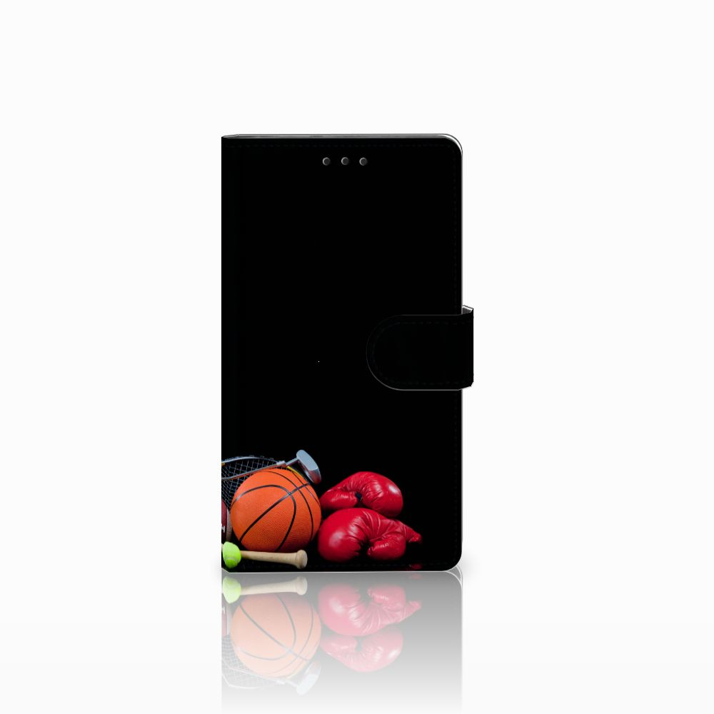 Sony Xperia L1 Boekhoesje Design Sports