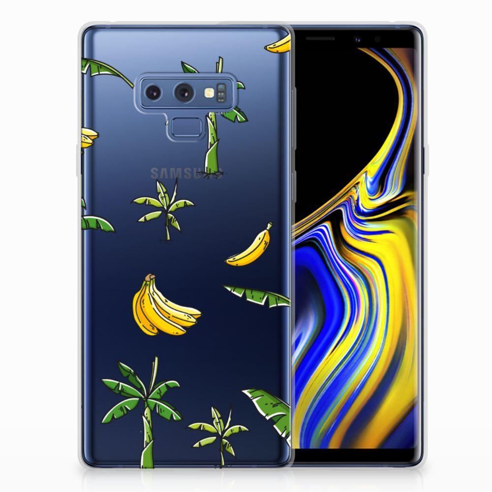 Samsung Galaxy Note 9 TPU Case Banana Tree