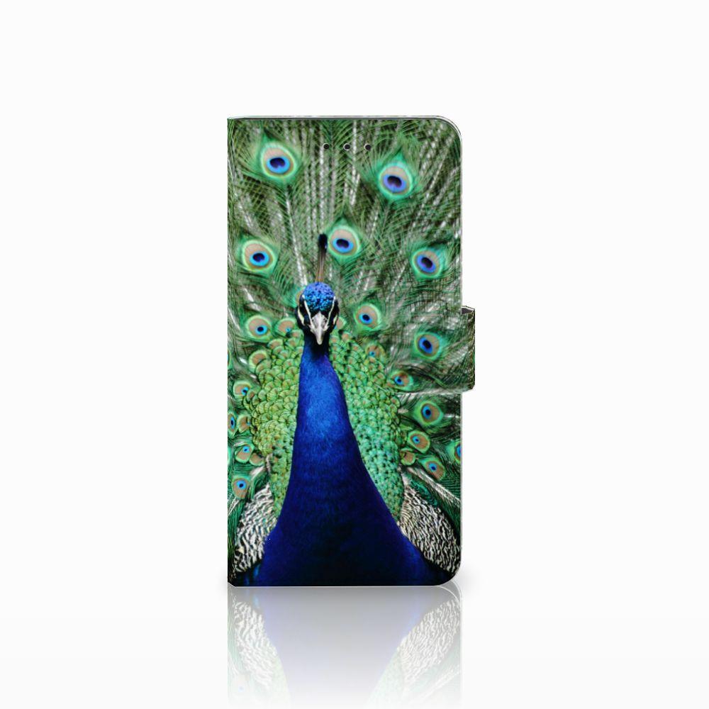 Motorola Moto E5 Plus Boekhoesje Design Pauw