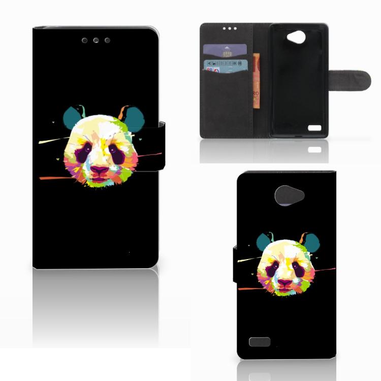 LG Bello 2 Leuke Hoesje Panda Color