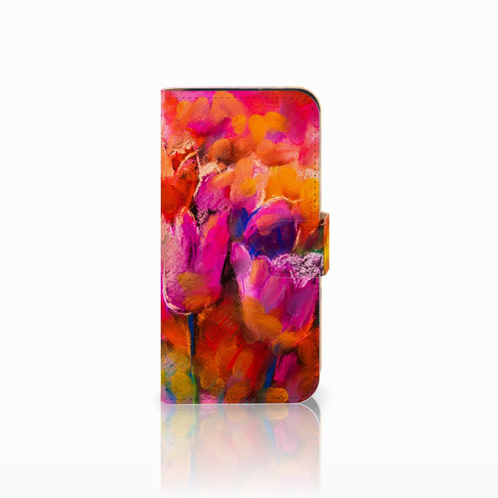 HTC One Mini 2 Boekhoesje Design Tulips