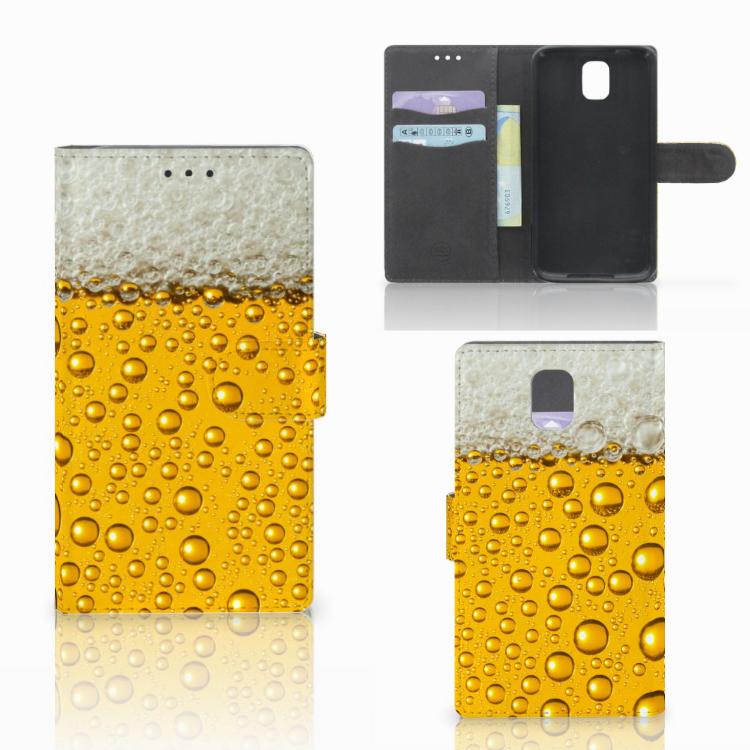 Samsung Galaxy Note 3 Book Cover Bier