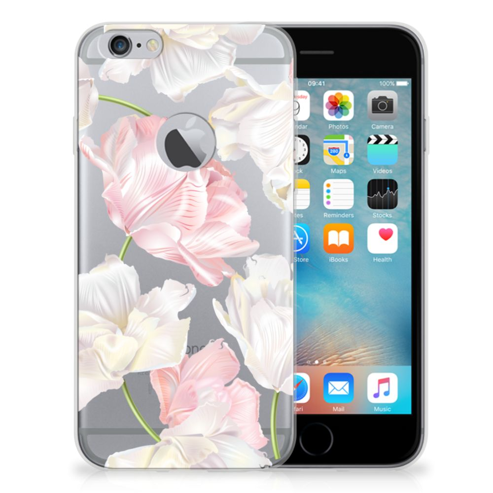 Apple iPhone 6 Plus | 6s Plus TPU Case Lovely Flowers