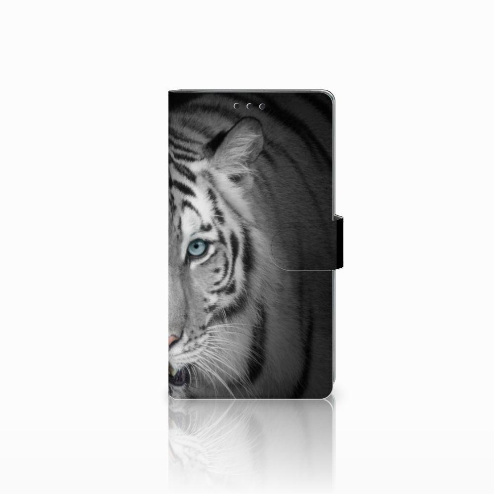 Sony Xperia XA2 Ultra Uniek Boekhoesje Tijger