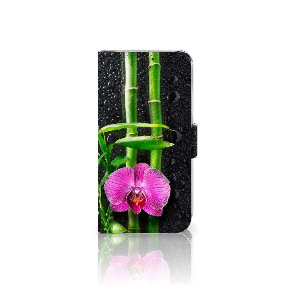 Xiaomi Mi A2 Lite Boekhoesje Design Orchidee