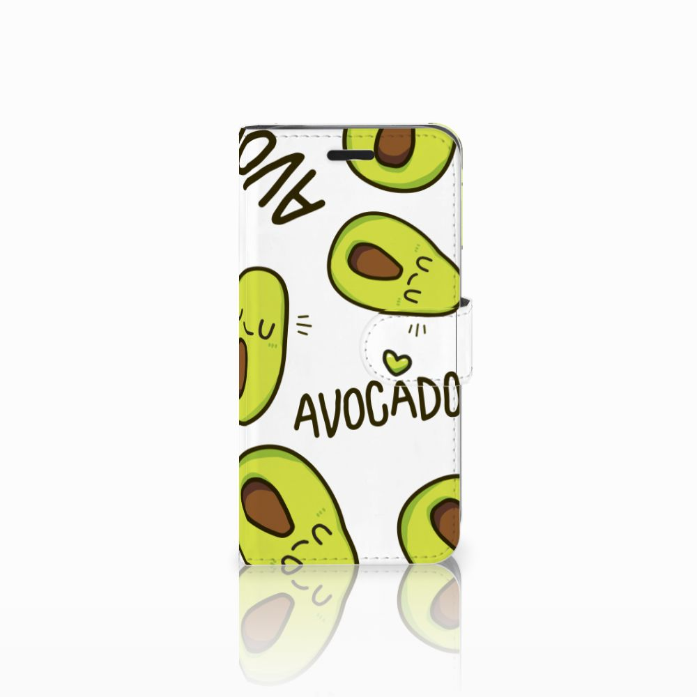 Acer Liquid Z530 | Z530s Uniek Boekhoesje Avocado Singing