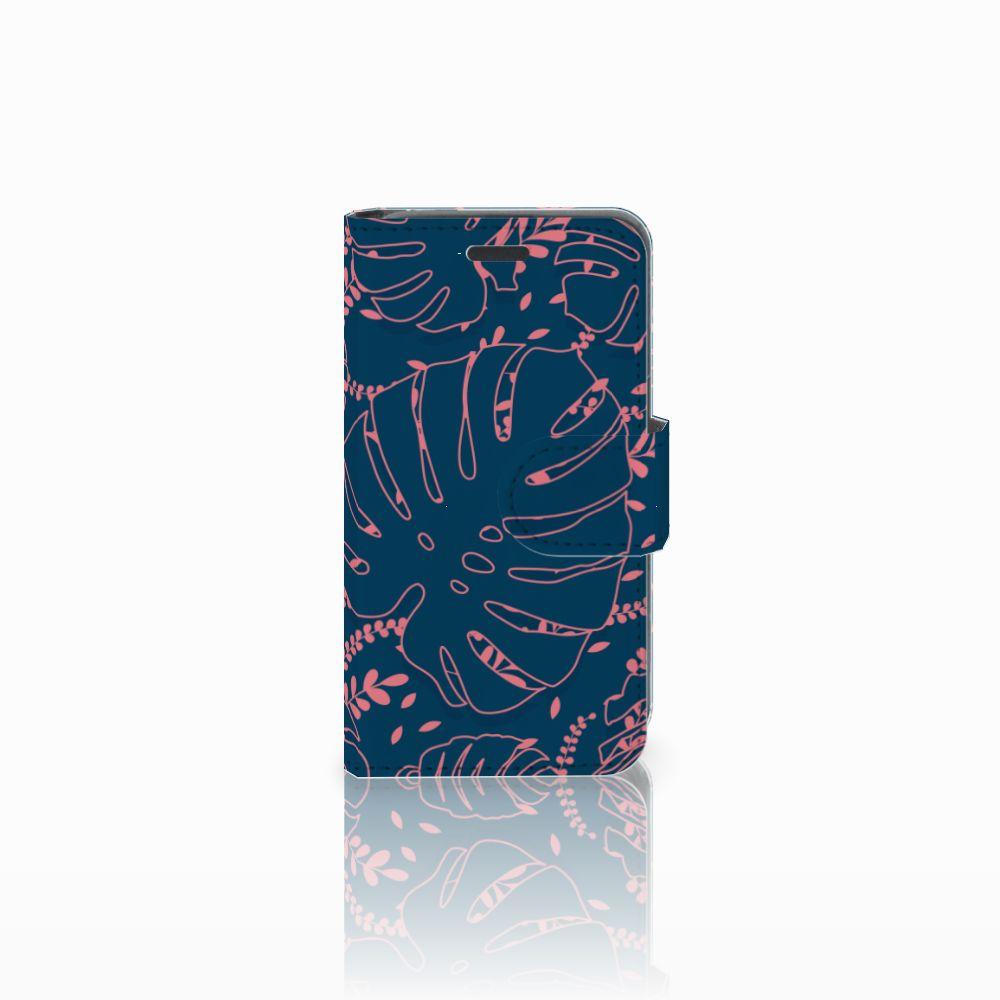 Nokia Lumia 520 Boekhoesje Design Palm Leaves