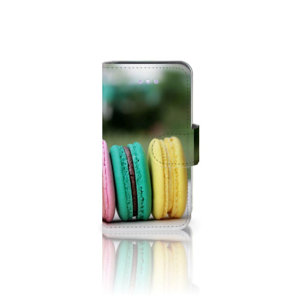 Apple iPhone 4 | 4S Boekhoesje Design Macarons
