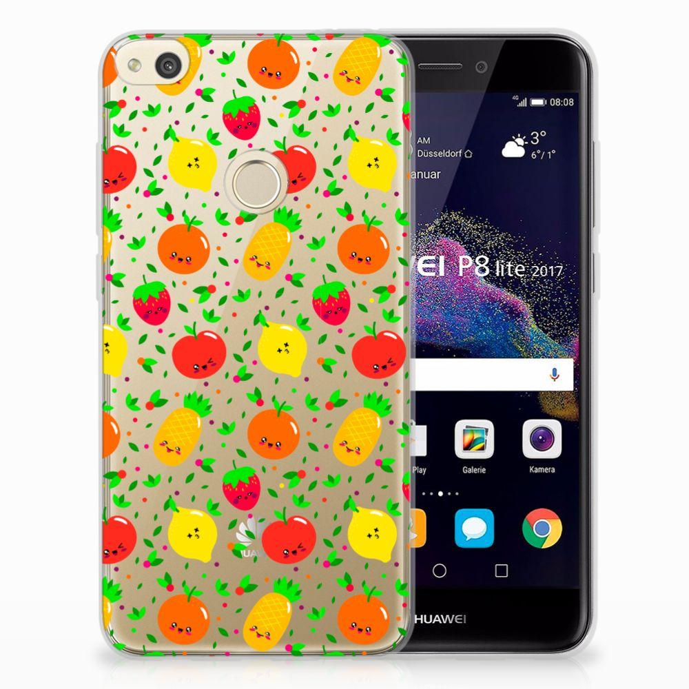 Huawei P8 Lite 2017 TPU Hoesje Design Fruits