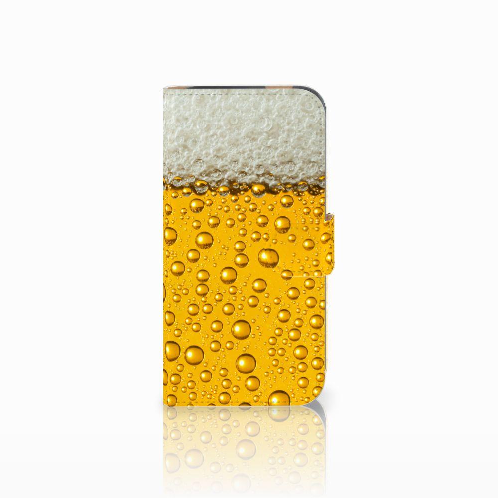 HTC One M8 Uniek Boekhoesje Bier