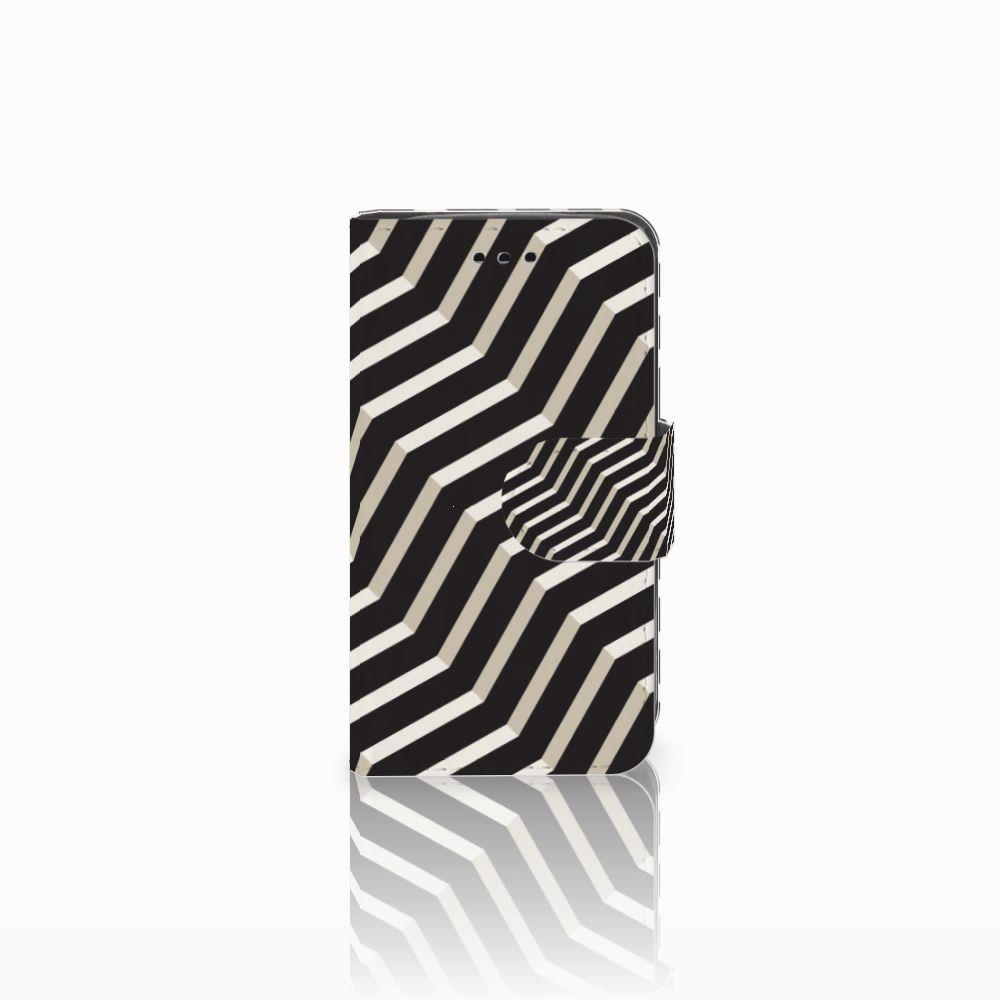 Samsung Galaxy Trend 2 Bookcase Illusion