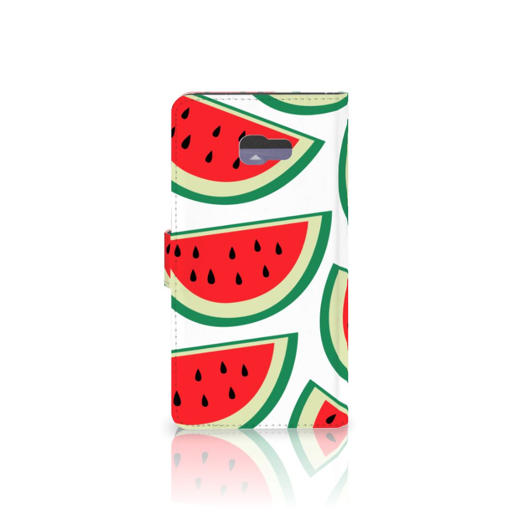Samsung Galaxy A7 2017 Book Cover Watermelons