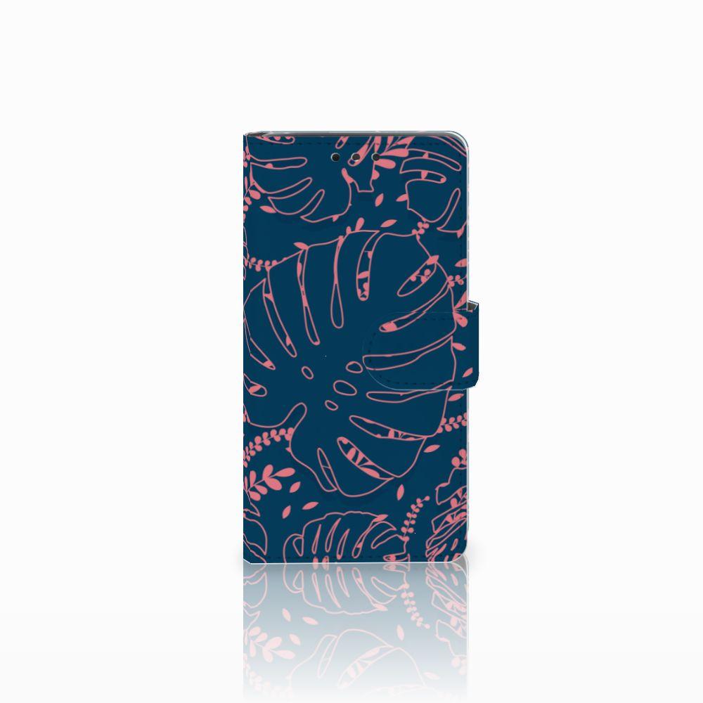 LG Bello 2 Boekhoesje Design Palm Leaves