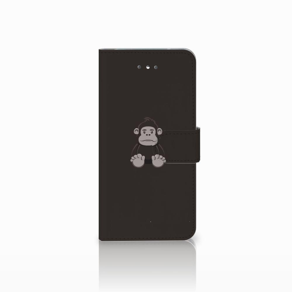 LG Nexus 5X Uniek Boekhoesje Gorilla