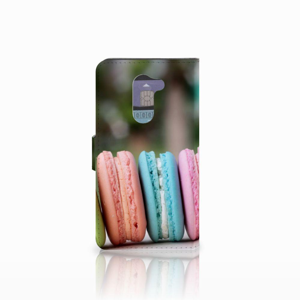 Huawei Honor 6X Book Cover Macarons