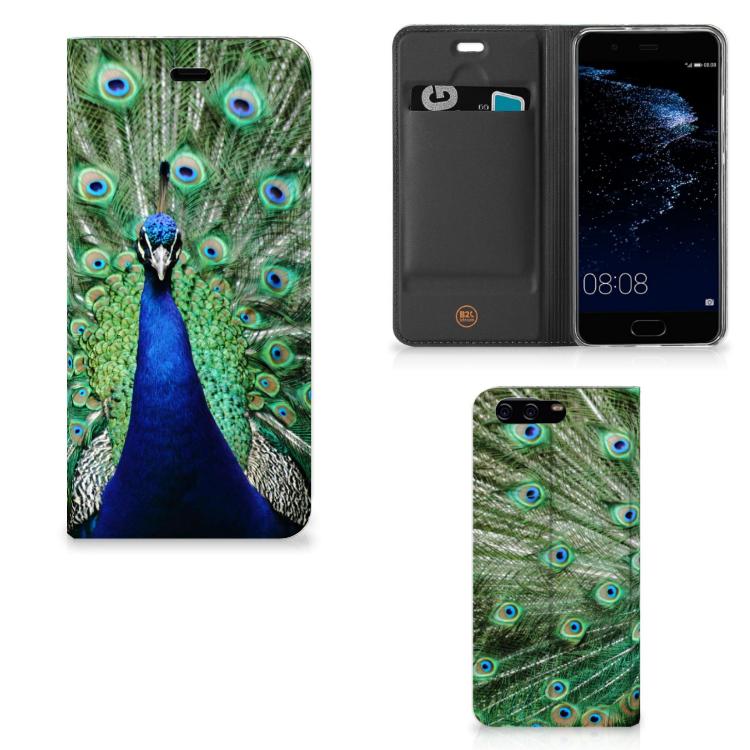 Huawei P10 Hoesje maken Pauw