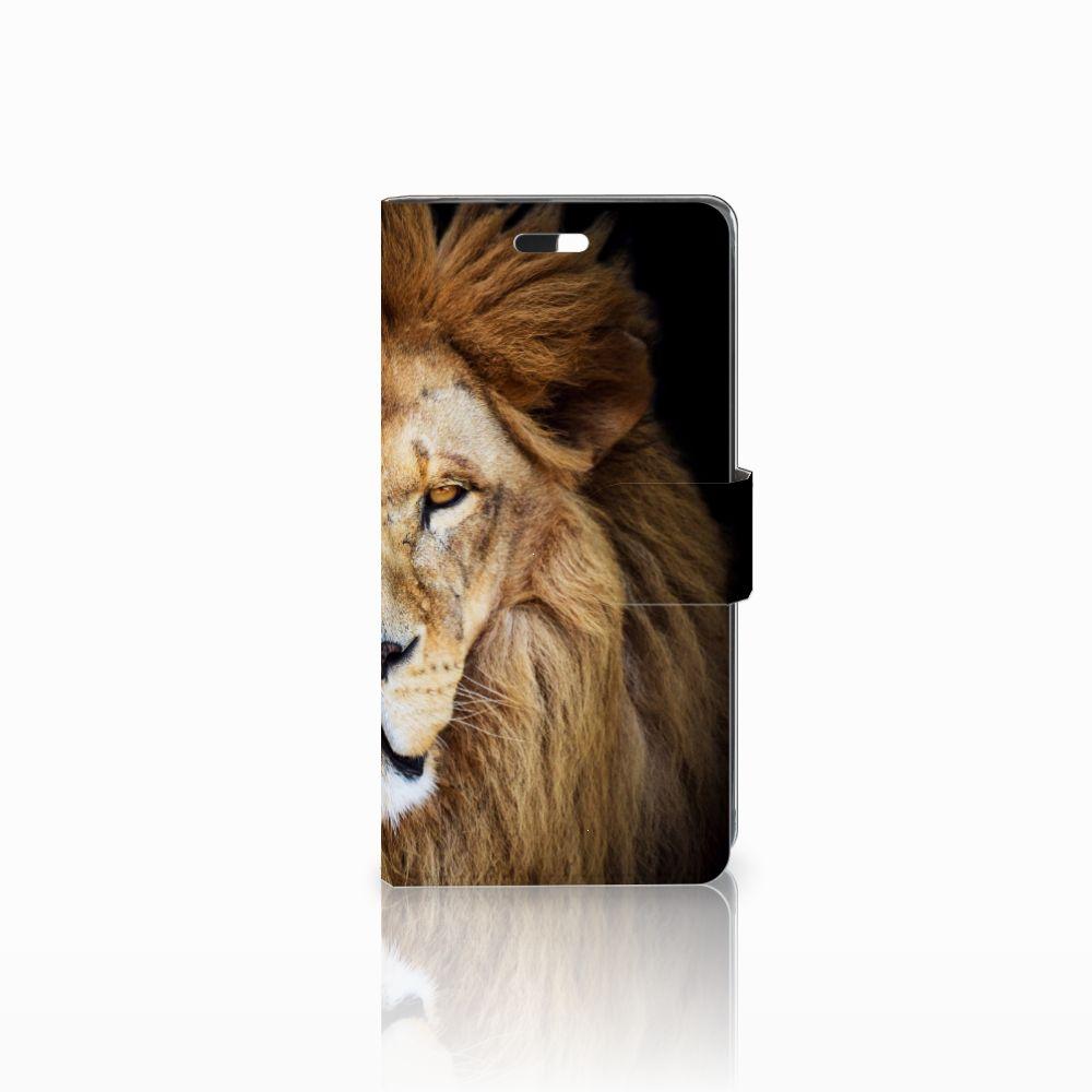 Huawei Y635 Boekhoesje Design Leeuw