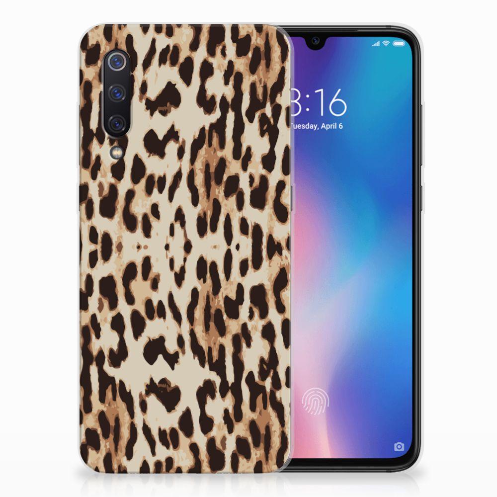 Xiaomi Mi 9 Leuk Hoesje Leopard
