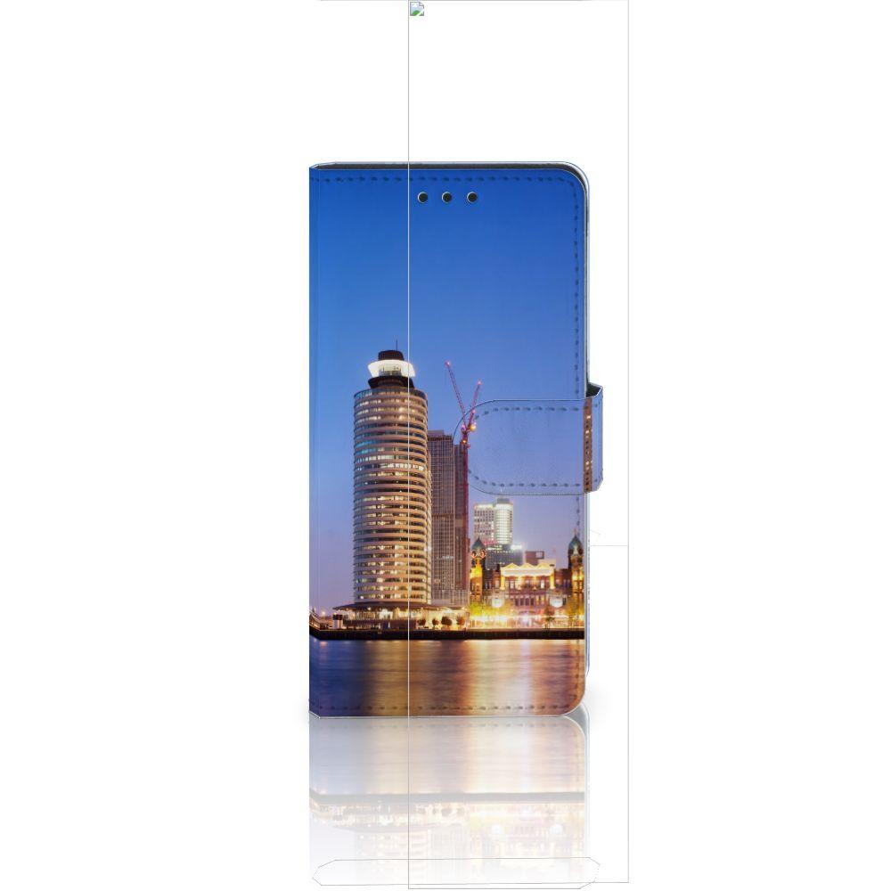 Huawei Ascend P8 Lite Flip Cover Rotterdam