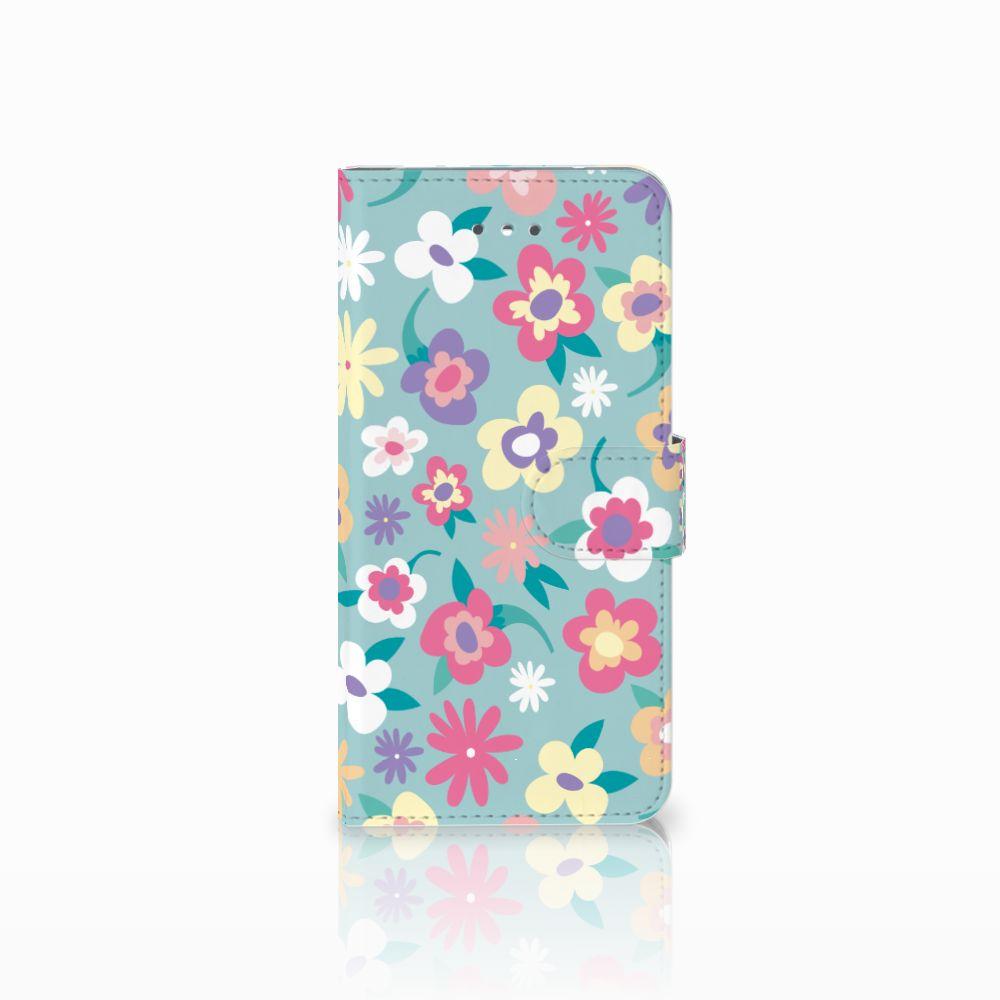 LG Nexus 5X Boekhoesje Design Flower Power