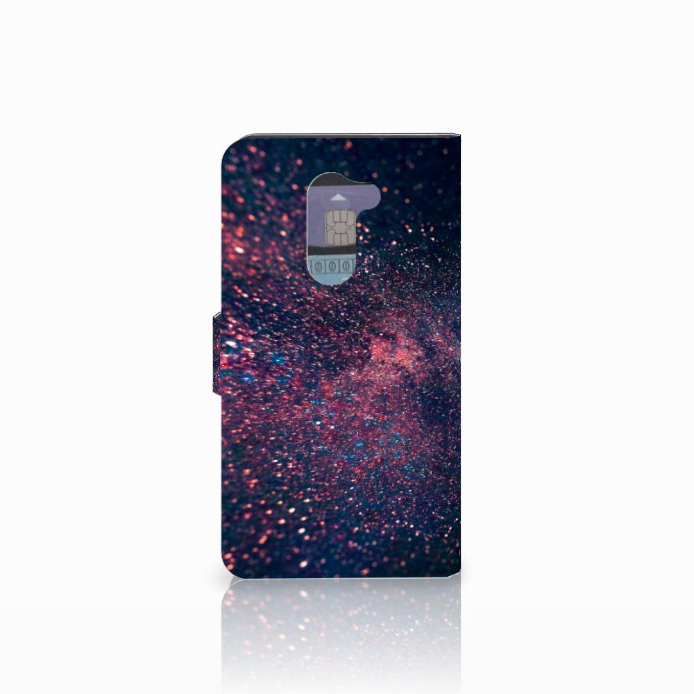 Huawei Honor 6X Bookcase Stars