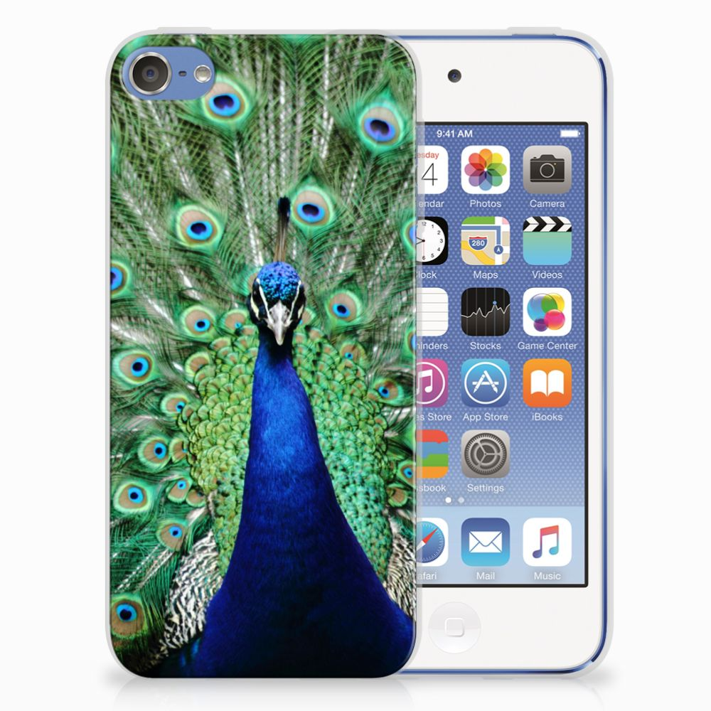 Apple iPod Touch 5 | 6 TPU Hoesje Design Pauw