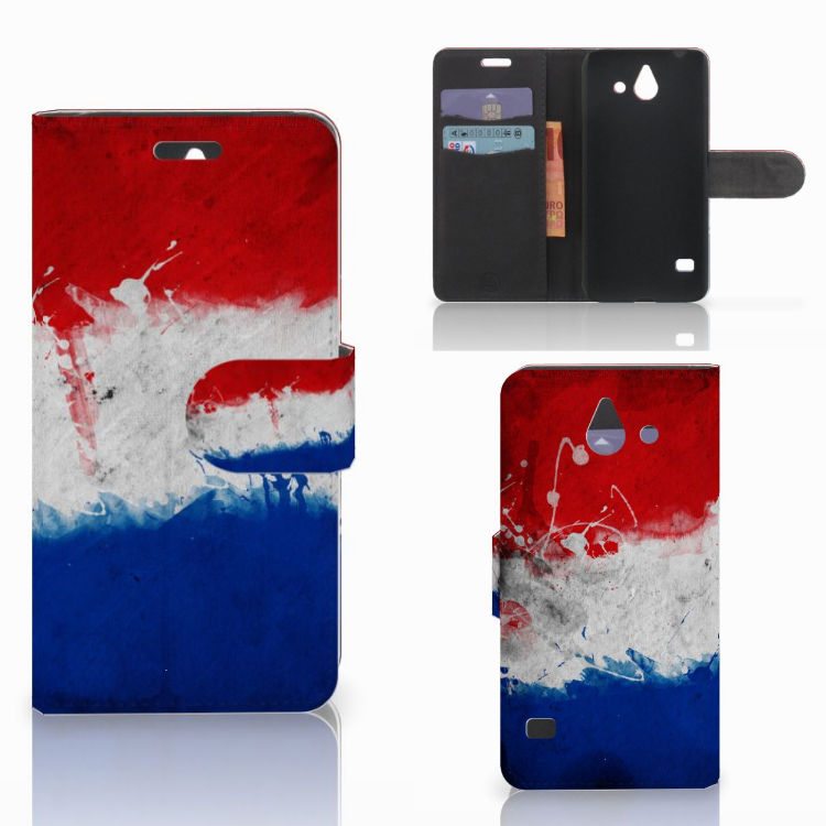 Huawei Ascend Y550 Bookstyle Case Nederland