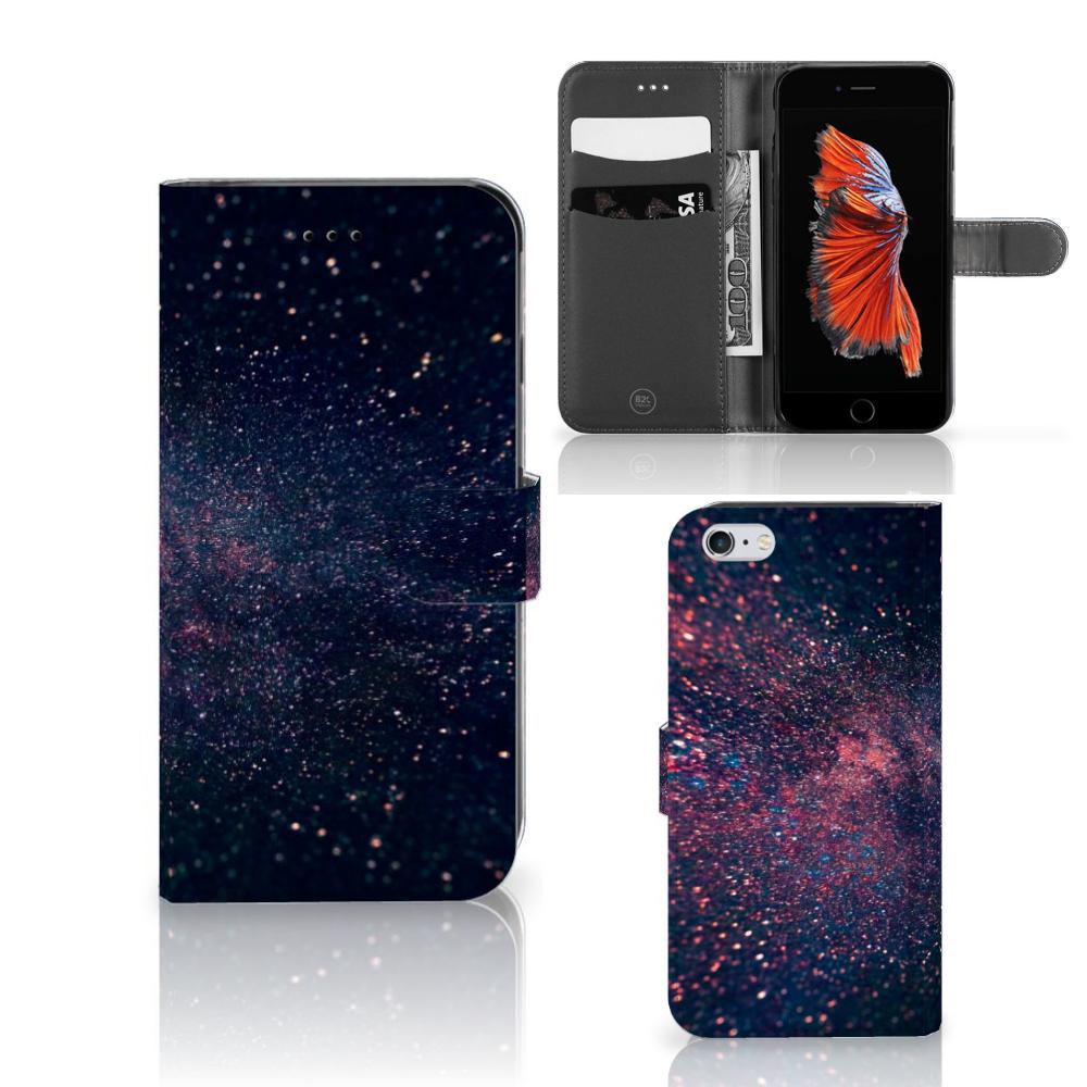 Apple iPhone 6 Plus | 6s Plus Bookcase Stars