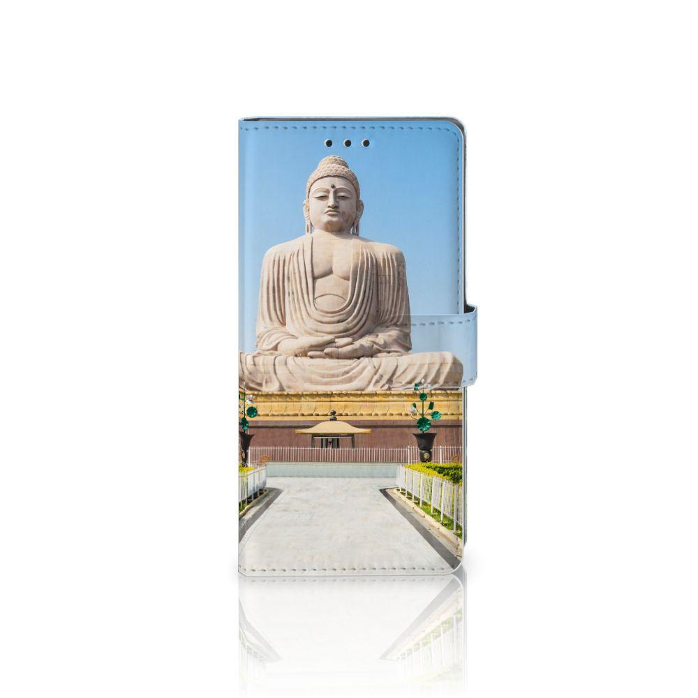 Sony Xperia XA1 Ultra Boekhoesje Design Boeddha