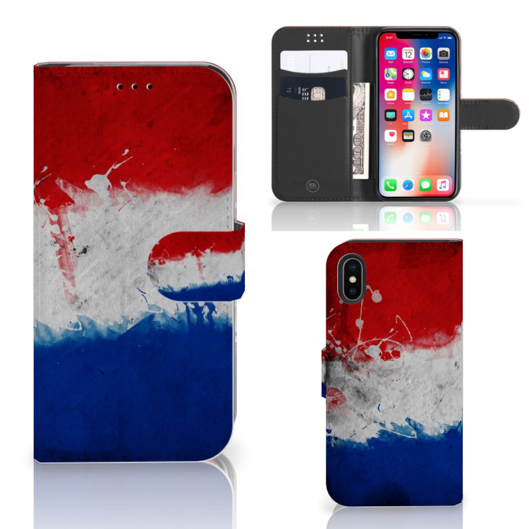 Apple iPhone X | Xs Bookstyle Case Nederland