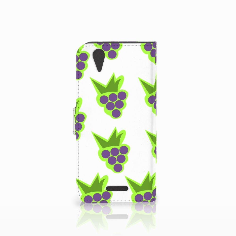 Acer Liquid Z630 | Z630s Book Cover Druiven