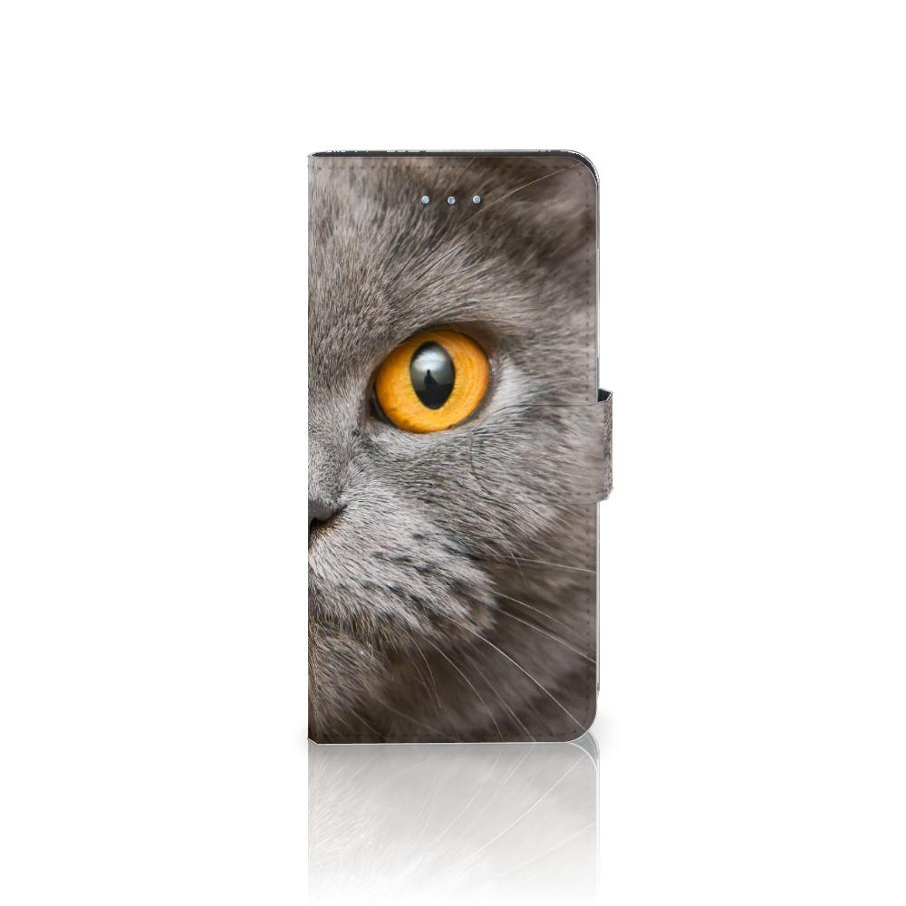 Apple iPhone 6 Plus   6s Plus Uniek Boekhoesje Britse Korthaar