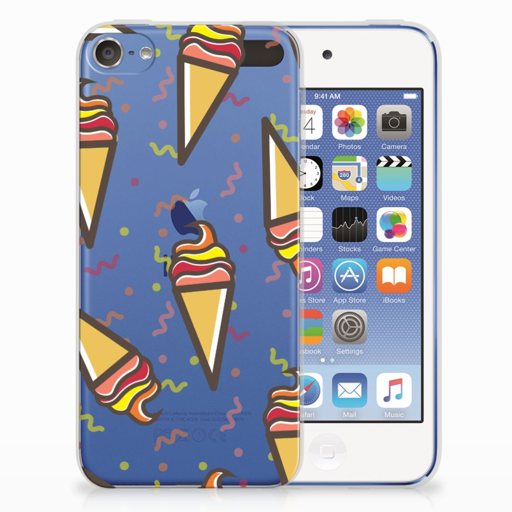 Apple iPod Touch 5 | 6 Siliconen Case Icecream
