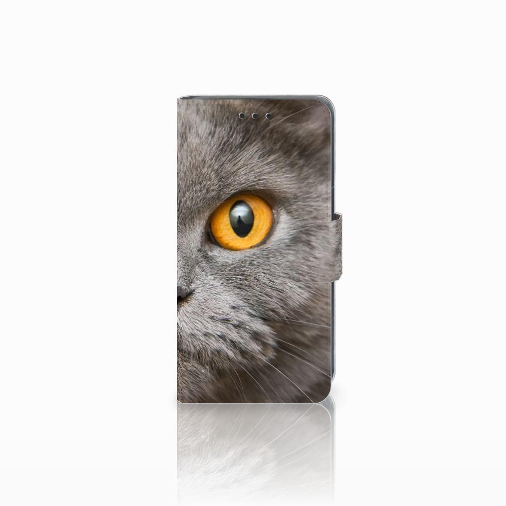 Nokia Lumia 630 Uniek Boekhoesje Britse Korthaar