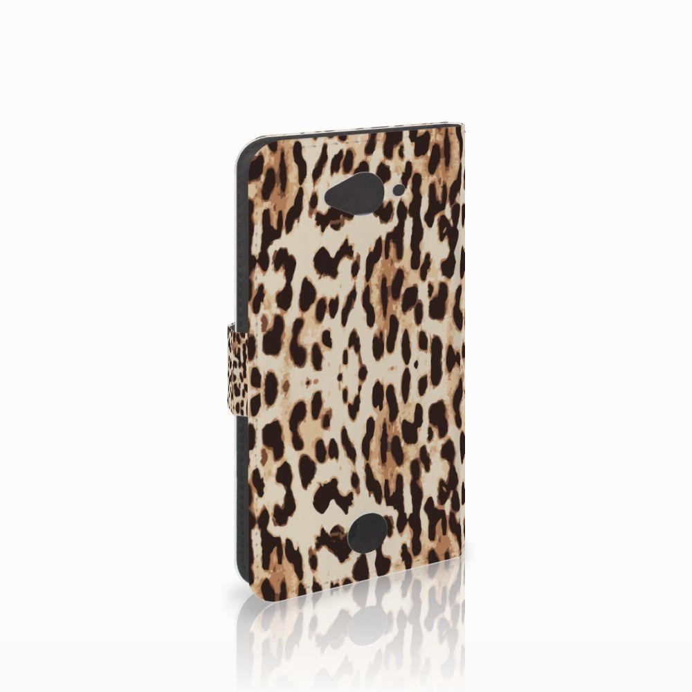 Acer Liquid Z530 | Z530s Uniek Boekhoesje Leopard