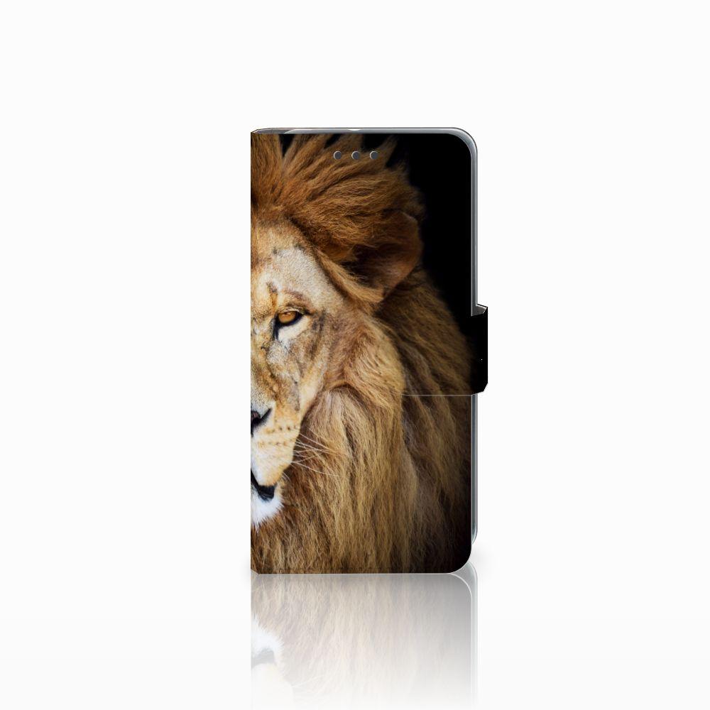 HTC U11 Life Boekhoesje Design Leeuw