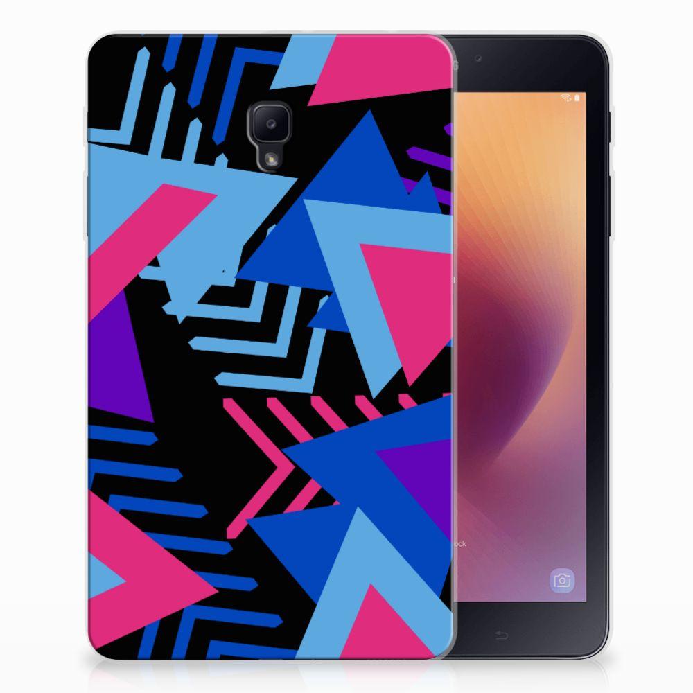 Samsung Galaxy Tab A 8.0 (2017) Back Cover Funky Triangle