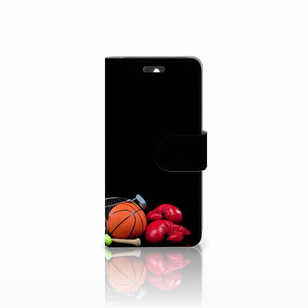 Huawei Ascend Y550 Boekhoesje Design Sports