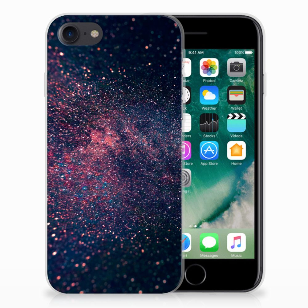 Apple iPhone 7 | 8 TPU Hoesje Stars