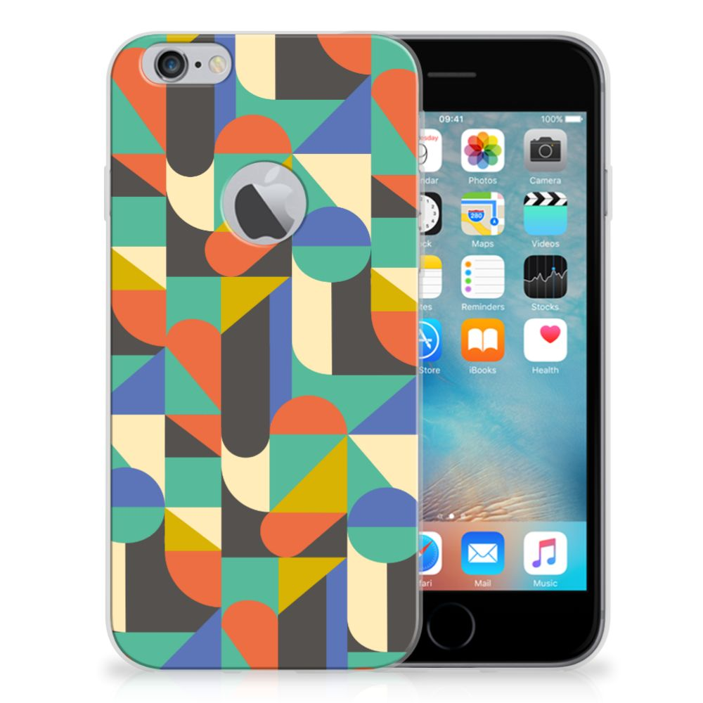 Apple iPhone 6 Plus | 6s Plus TPU bumper Funky Retro