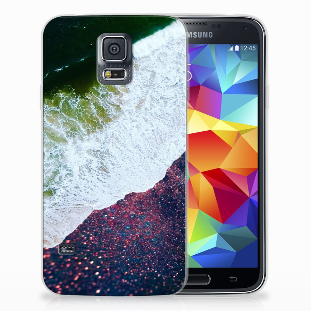Samsung Galaxy S5 TPU Hoesje Sea in Space