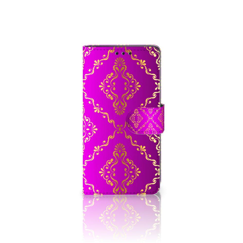 Wallet Case Sony Xperia Z5 | Z5 Dual Barok Roze