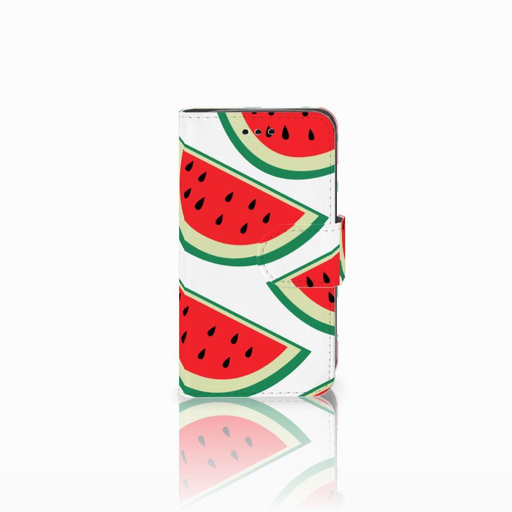 Samsung Galaxy Trend 2 Uniek Boekhoesje Watermelons