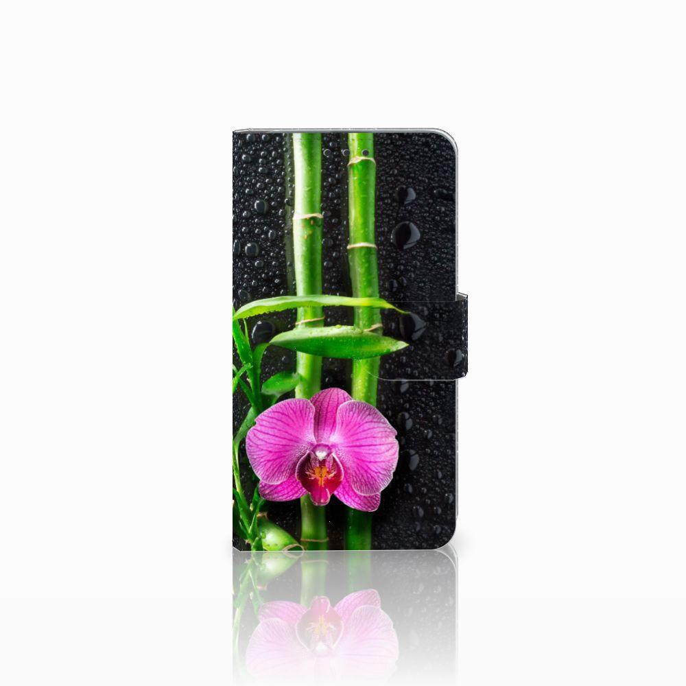 Microsoft Lumia 640 Boekhoesje Design Orchidee