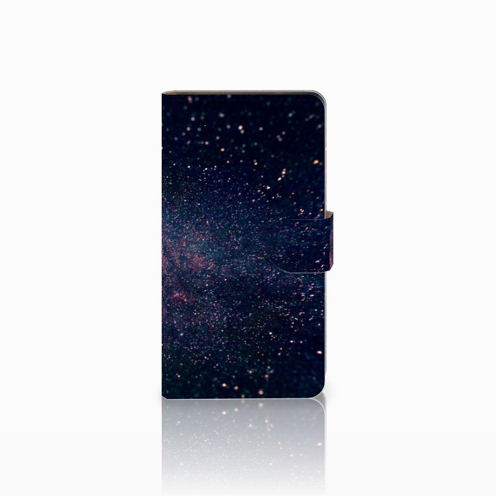Huawei Ascend G700 Boekhoesje Design Stars
