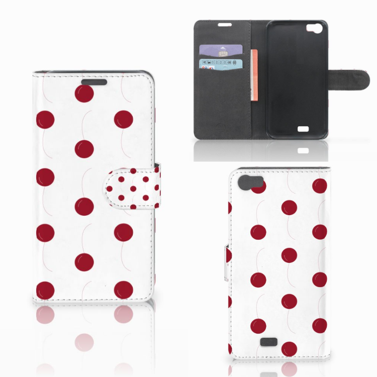 Wiko Lenny Book Cover Cherries
