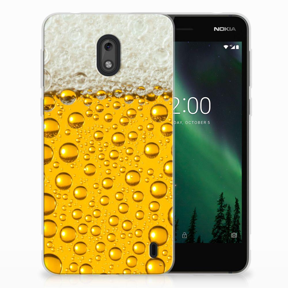 Nokia 2 Uniek TPU Hoesje Bier
