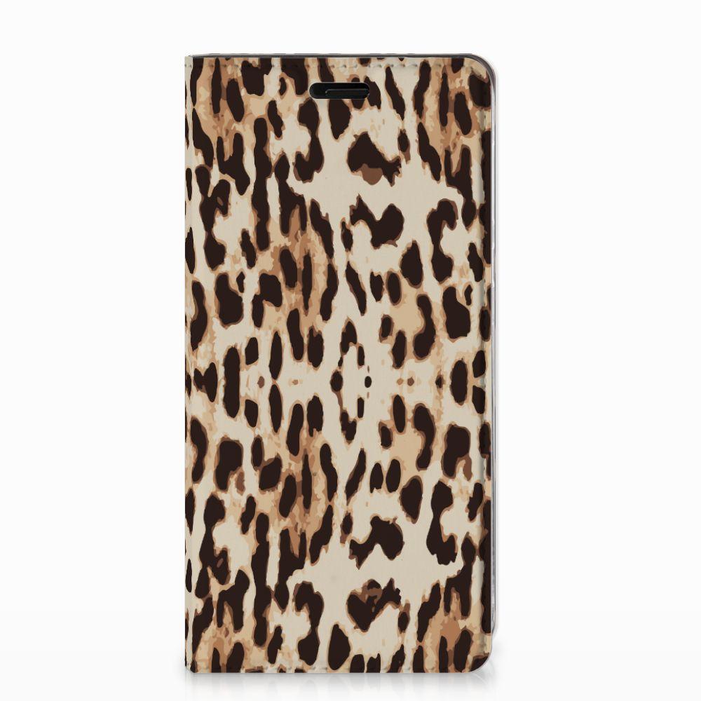 Nokia 8 Hoesje maken Leopard
