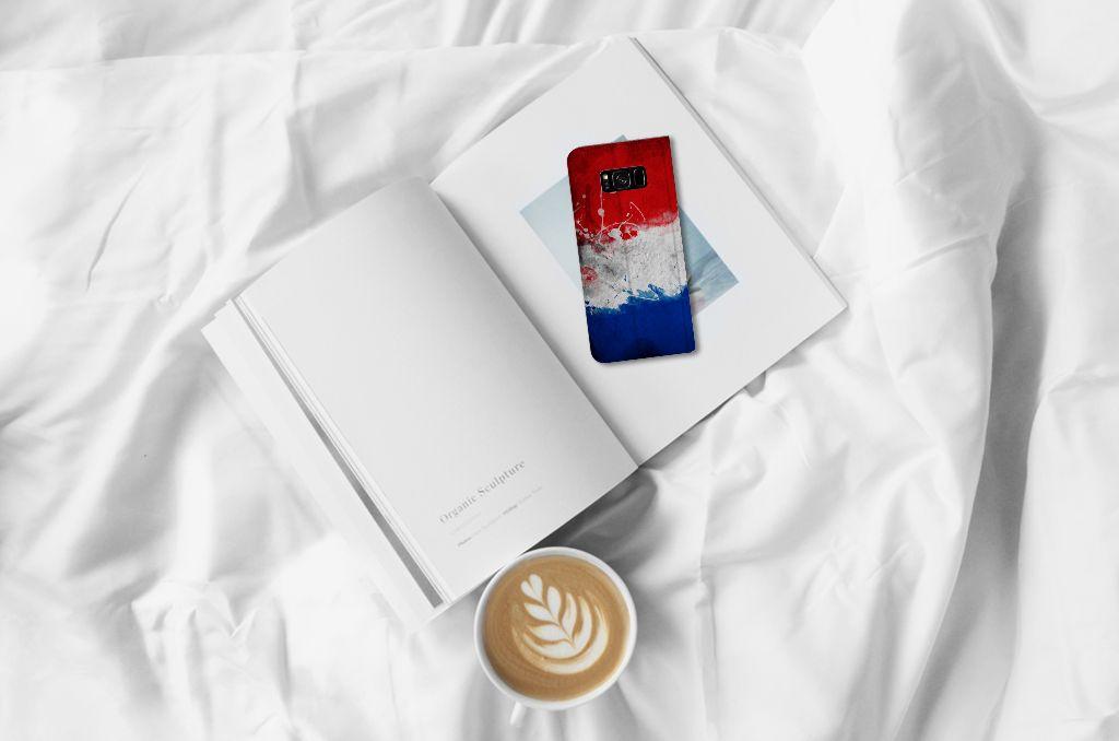 Samsung Galaxy S8 Plus Standcase Nederland